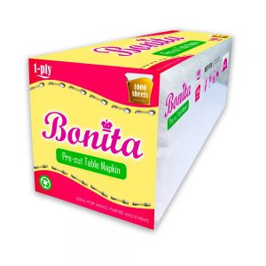 Bonita Pre-cut Table Napkin